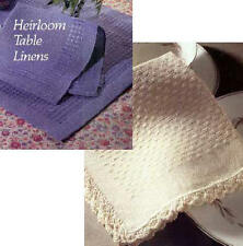 Handwoven's Design Collection 11: weaving table linens