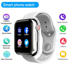 Smart Wrist Watch with Camera Bluetooth GSM Phone For iPhone Android Samsung LG