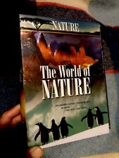 The World Of Nature DVD Boxed Set 10 Hours 6 Discs