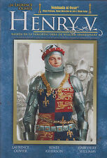 DVD - Henry V NEW Laurence Olivier Renee Asherson FAST SHIPPING !
