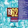 CD Audio.../...LES PLUS BELLES CHANSONS FRANCAISES EN 1962.../...