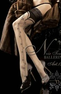 Ballerina ART 174 Hold Ups Thigh-Highs Luxury Hosiery