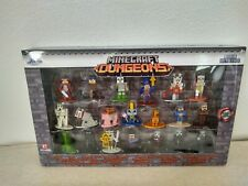 Minecraft Nano Metalfigs 20 Pack Wave 4 1.65 Inch Die-Cast Metal Figures