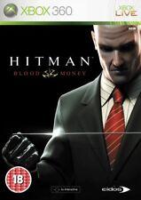 Hitman: Blood Money (Xbox 360) - Game  REVG The Cheap Fast Free Post