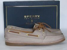 Sperry Top-sider Gold Cup Women's Leather Loafers A/o Boat Shoes Sz 5 Ship