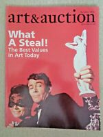 Art & Auction Peter O'Toole Audrey Hepburn Charles Sheeler Marjorie Content 1995