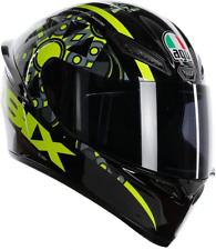 AGV K1 Top Flavum 46 Casque Intégral Moto Valentino Rossi Helmet Scooter