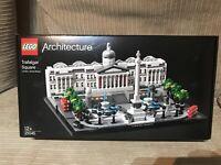 RETIRED Lego Architecture Trafalgar Square 21045 NEW SEALED Free Shipping