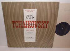 33CX 1422 Tchaikovsky Violin Concerto Michael Rabin Philharmonia Alceo Galliera