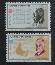 nystamps Turkey Stamp # 2313.2314 Mint OG H $60   L16y1168