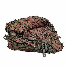 Military Camo Netting Lightweight Surplus Camouflage Mesh Hunting Under Cover