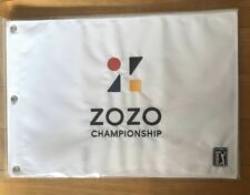 ZOZO Championship Flag PGA Tour 2019 Golf Limited Rare Sold Out Immediately