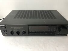Sony STR-AV320 Integrated Amplifier 2 Channel AM/FM Stereo Receiver Parts Only