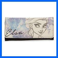 Disney Designer Frozen Womens Elsa Wallet New!
