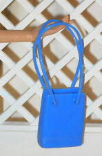 PURSE Barbie 2003 Hip Blue Hand Bag Hippie Style Fashionistas Model Muse Pivotal
