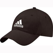 ADIDAS Basecap ClimaLite schwarz NEU Cap verstellbare Baseball-Kappe Schirmmütze