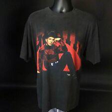 Vintage 1993 Garth Brooks World Tour Black Single Stitch Tshirt Size XL