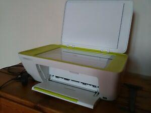 HP Deskjet 2132 All-in-One Inkjet Printer Scanner Copier