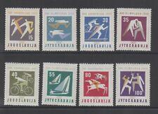 YUGOSLAVIA - 1960 Rome Olympics - Mi 909/16 mint hinged (2071)