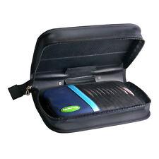 TekNmotion TM-CD40DVDB1 40 CD/DVD/Wallet Travel Case w/ 4x 10 Disc Car Visor