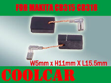 Carbon Brushes For Makita 9566CV PW5001C 9565PC 9564CVL 9565CV GD0800C 9561CV OZ