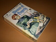 Woman of Property by Mabel Seeley, Bantam Giant #A806, 1950,  Vintage Paperback!