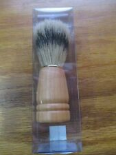 Kingsley SB-500 NATURAL BRISTLE SHAVE MUG  BRUSH w Free ship!
