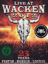 (DVD)Live at Wacken 2012-New