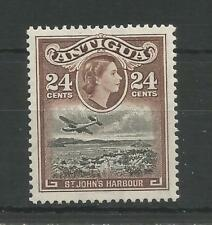ANTIGUA 1953 MID VALUE DEFINITIVE 24 cents SG,129 M/MINT LOT 5228A