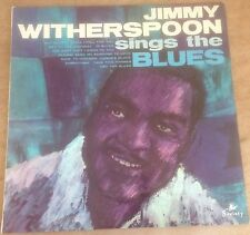 JIMMY WITHERSPOON sings the blues 1964 UK SOCIETY MONO VINYL LP