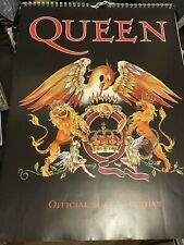 More details for queen official 2014 limited edition calendar
