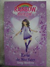 Rainbow Magic Book Weather Fairies Evie The Mist Fairy Brand New RRP £4.99