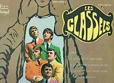 MFD IN CANADA FRENCH QUEBEC POP ROCK 1968 LP LES CLASSELS : LES CLASSELS