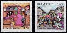 Luxemburg postfris 2004 MNH 1634-1635 - Diverse Jubilea