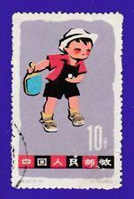 P.R. China 1963 Children - CTO stamp.