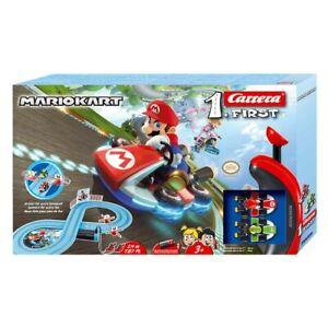 Pista Nintendo Mario Kart Carrera a batteria 2.4mt 3+