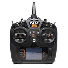 Spektrum SPMR8200 NX8 8-Channel DSM-X Transmitter - Black