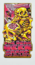 Dean Ween Group - Artist Proof - 2015 - Denver - Aj Masthay - Tour Poster