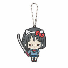 Hello Kitty X Durarara!! Anri Sonohara Chibi Character Keychain