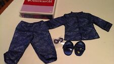 American GIrl Dol Retired  Sleepover PJ set  New in Box