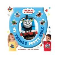 My Thomas Potty Book by Egmont Publishing UK