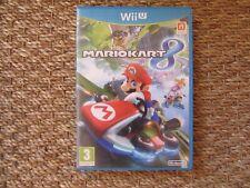 MARIO KART 8 NINTENDO Wii U 2014 VERSION FRANÇAISE  PAL TBEG