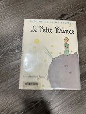 Le Petit Prince By Antoine De Saint - Exupery. 1943.Later Print. HC / DJ. French