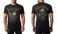 Xtreme Couture Men's Deuces Wild Tee Shirt Black