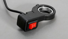 """7/8"""" Handlebar Switch Universal Motorcycle Horn~Fog Light~Headlight~Start On-Off"""