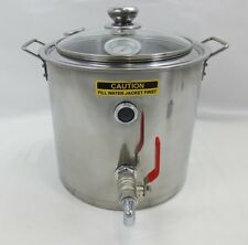 ST7 Double Boiler, Wax Melting Pot, Candle Making, Wax Melter, Soy Wax Heater
