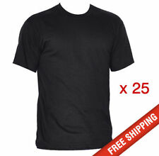 Cotton Short Sleeve Basic Tees Unbranded T-Shirts for Men