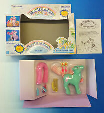 My Little Pony Dance 'N Prance  Player MIB Unused by Hasbro 1988 Contents SEALED