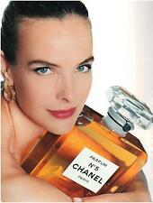 ▬► PUBLICITE ADVERTISING AD Parfum Perfume CHANEL N°5 1992
