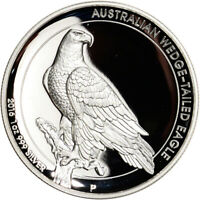 2016-P Australia Silver 1oz Wedge-Tailed Eagle BU | Original mint-sealed capsule
